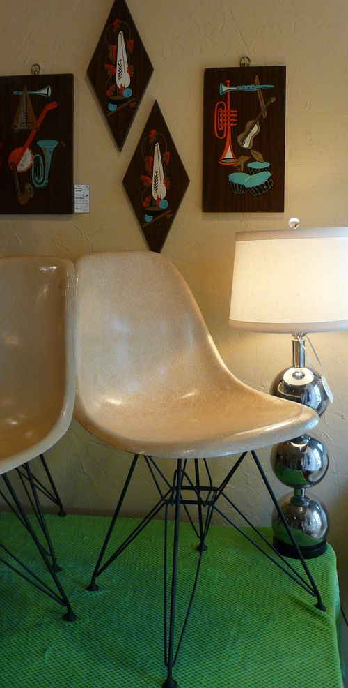 Check out our vintage furniture