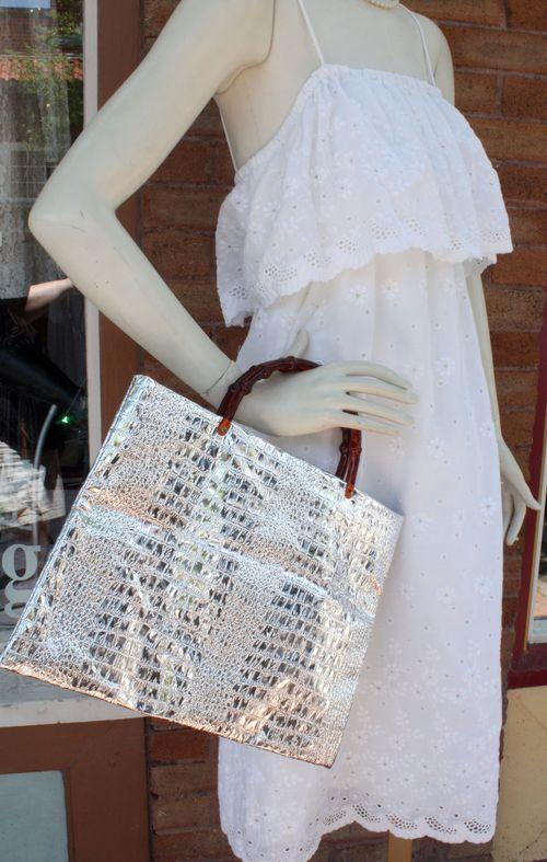 Snazzy handbags